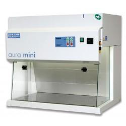 Cabina de flujo laminar vertical mini 30/70 %. Aura Mini