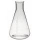 Matraz Erlenmeyer vidrio 50 ml