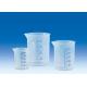 Vaso de vidrio graduado 100 ml