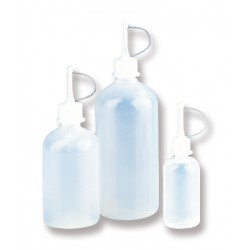 Frasco cuentagotas en plástico